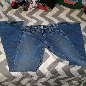Silver jeans size 27x32